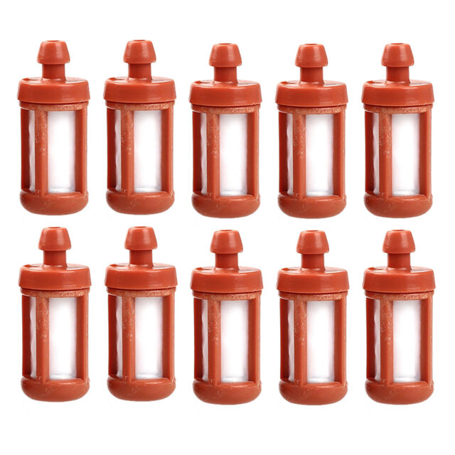 100X 8.3MM Fuel Filter For STIHL Chainsaw 350 3500  0000 350 3504 1120 350 3500