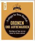 Ordnen und Aufbewahren (Zauberfrisch) von Isabelle Louet (2016, Taschenbuch)