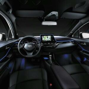 Genuine-Toyota-Corolla-2019-gt-C-HR-Footwell-Illumination-Blue-PW527-10003