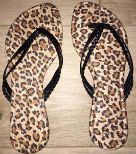Dorothy Perkins Leopard Print Sandals