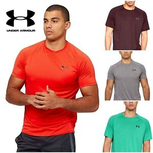 Under-Armour-Mens-Tech-2-0-Short-Sleeve-T-Shirt-Active-Gym-Free-Tracked-Post
