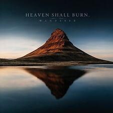 HEAVEN SHALL BURN - WANDERER  Ltd. Deluxe 3CD Artbook  3 CD NEU