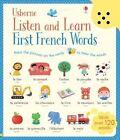 Listen and Learn First French Words by Mairi Mackinnon, Sam Taplin (Hardback, 2015)