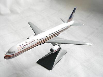Boeing B757 Britannia Airways/nn, Unknown Make 1:200?/apertura 19 Cm-