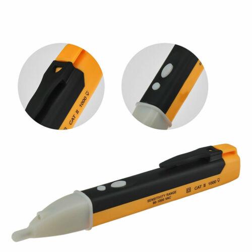 Tester Pen AC 90-1000V Berührungsloser elektrischer LED Spannungsprüfer Sell