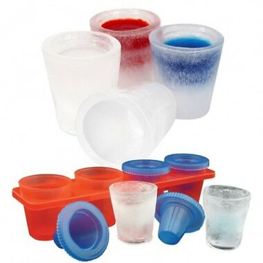 12-Pk. Ice Shot Glasses