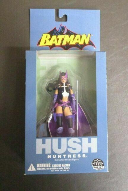 Batman Hush Series 1 Huntress Action Figure Dc Direct A31 For Sale Online Ebay