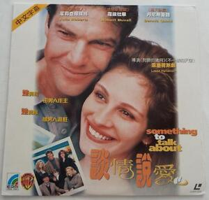 SOMETHING-TO-TALK-ABOUT-Julia-Roberts-LASERDISC-CHINESE-SUBTITLES-NTSC