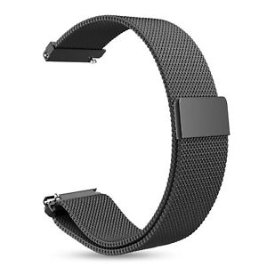 For-Samsung-Gear-Sport-Gear-S2-Classic-Band-Stainless-Steel-Replacement-Strap