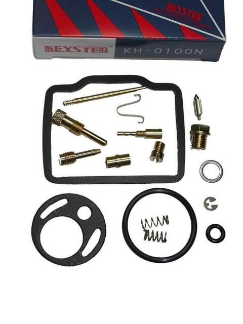"""Keyster Carburador Rep Kit"""" CB 125 K4/K5 - CL 125 K3"""" - Regiones"""