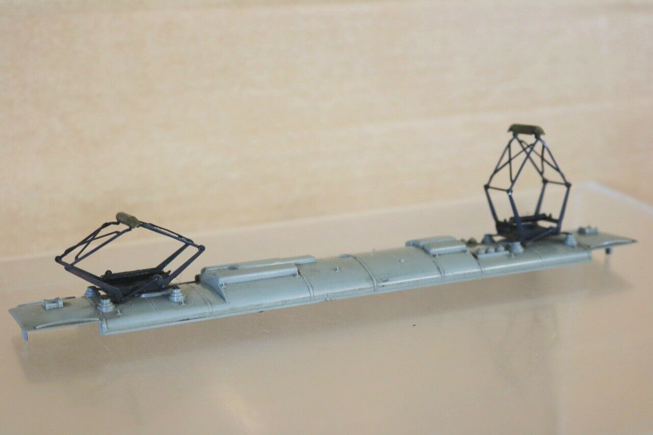 TRIANG HORNBY R351 ROOF & CATENARY ONLY for BR CLASS EM2 LOCO 27000 ELECTRA ns