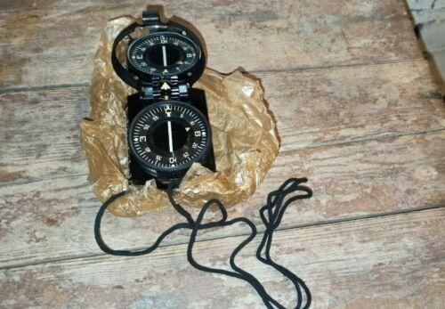 USSR Soviet Russian Army Military Artillery Adrianov Compass Kompas Vintage New