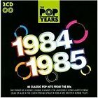 Various Artists - Pop Years (1984-1985, 2009)