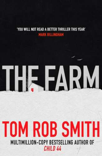 1 of 1 - The Farm, Tom Rob Smith, Very Good condition, Book