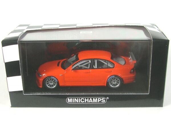 BMW 320i (E46 4) Street Version (orange) 2005