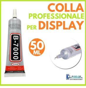 COLLA-B-7000-PER-DISPLAY-RIPARAZIONE-SMARTPHONE-CELLULARI-VETRI-TOUCH-LCD-50ml