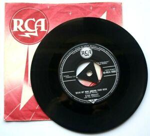 EX-EX-Elvis-Presley-Wear-My-Ring-Around-Your-Neck-7-034-Vinyl-45-RCA-1058