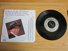 """Frank Sinatra - Nice ´N´ Easy - Come Fly With Me - Single - 7"""" - 1215"""