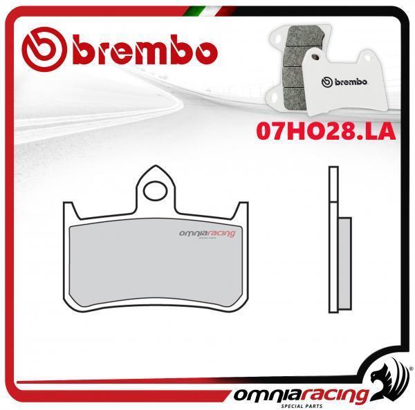 Brembo LA - pastillas freno sinterizado frente para Honda VTR400R 1990>