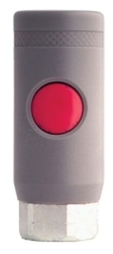 """1//4/"""" NPT M-Style Female Push Button Safety Coupler MILS99705 BRAND NEW!"""