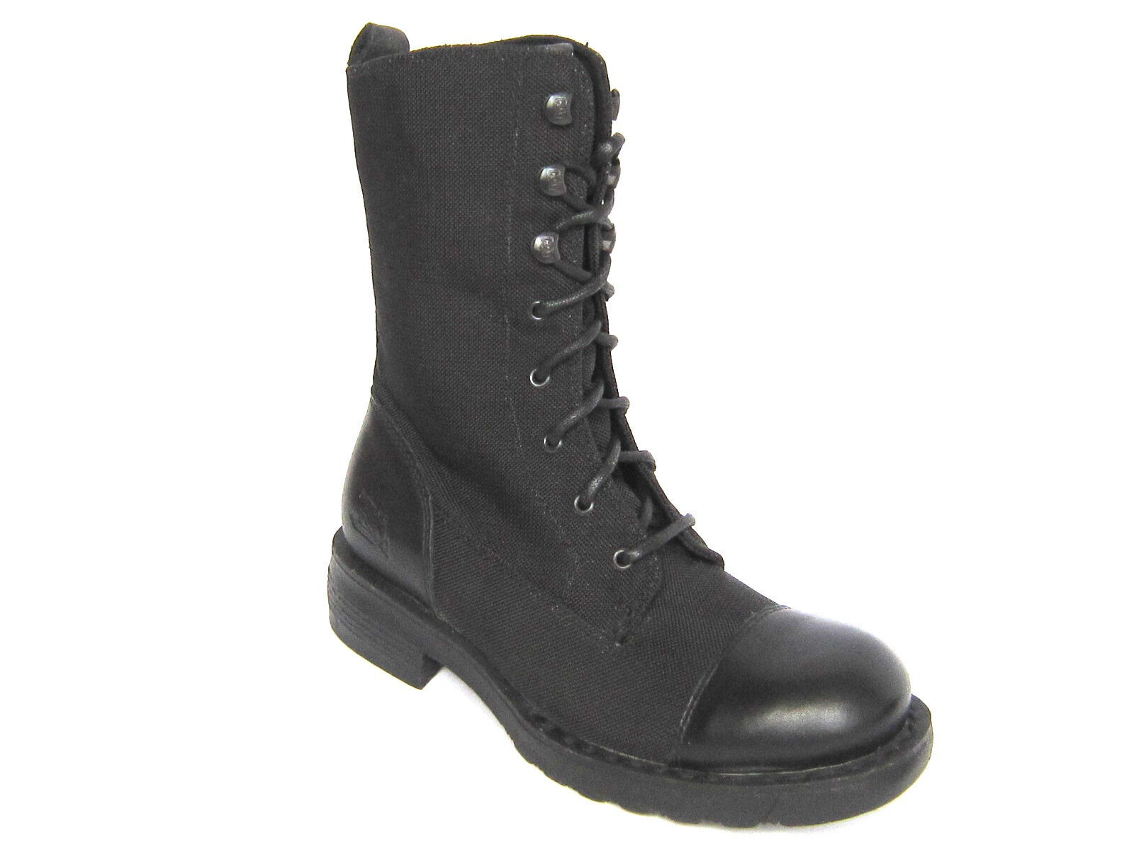 Caterpillar Jenna Damenschuhe  Casual  Motorcycle  Lace Up  Military  Stiefel US-6