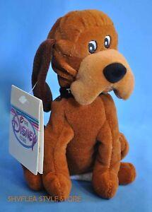 Trusty Disney Dog Mini Bean Bag Lady The Tramp Toy Plush Tags Stuffed Animal 437036852301 Ebay