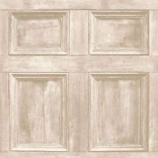 Distintivo fondo de Pantalla de Panel de Madera-Crema-FINE DECOR FD31054