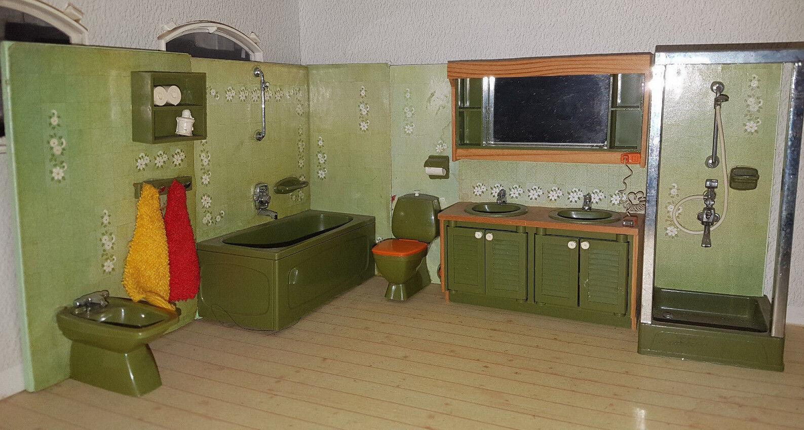 LUNDBY - Badezimmer - 80er Jahre