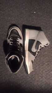 on sale e875b 8829a Details about NIKE DUNK HIGH PREMIUM SP 3M SNAKE BLACK SILVER 624512-100  Size 11