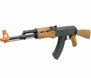 Well D74 AK47 Full Automatic Electric Airsoft Gun 6mm Rifle