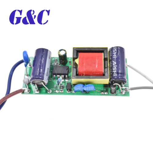 AC 85-265V 3//20//30//100W Non-waterproof LED Chip Driver Power Supply Transformer