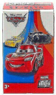 DISNEY PIXAR CARS MINI RACERS METALLIC JACKSON STORM BOX #71 FREE SHIP $15+