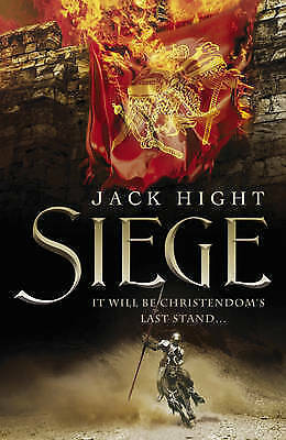 Siege, Hight, Jack, Very Good Book