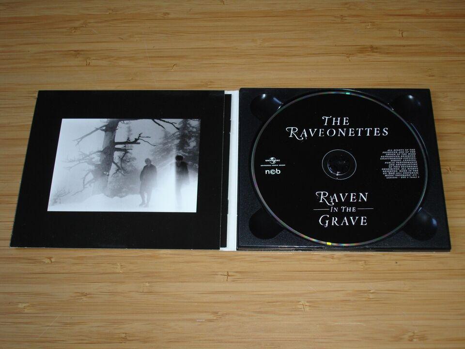 RAVEONETTES : RAVEN IN THE GRAVE, rock