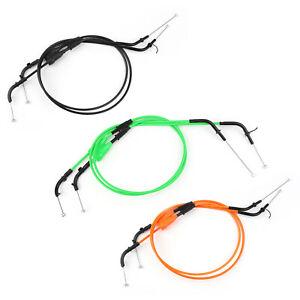 Motorcycle-Cable-Del-Acelerador-Wire-Para-Kawasaki-Ninja-ZX6R-ZX600P-07-08-ES