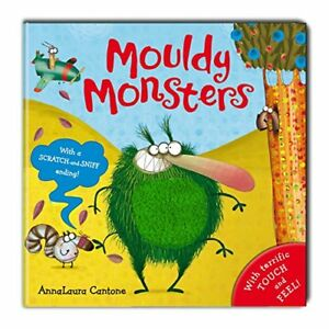 Very-Good-0230753949-Paperback-Mouldy-Monsters