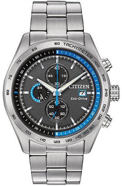 Citizen Eco-Drive Men's Sport Chronograph Watch CA0251-53E   (CZ-1031)