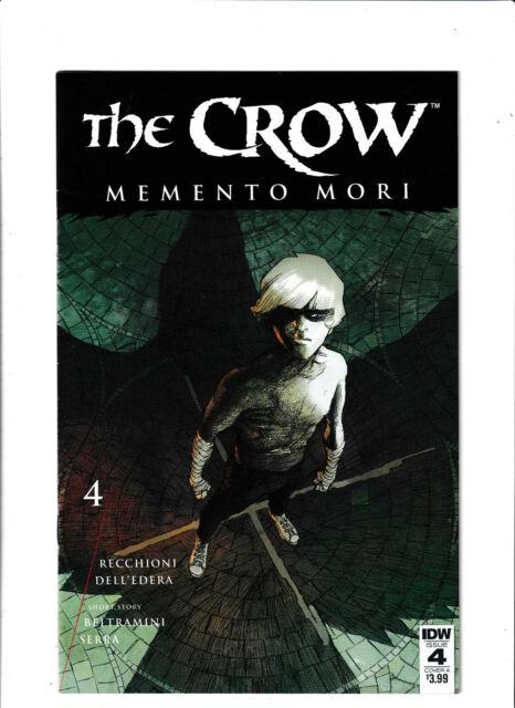 Crow A Memento Mori #2 Dell/'Edera