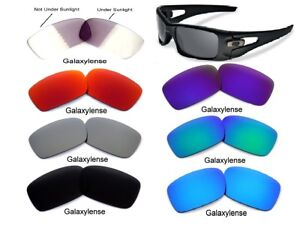 1645bd47d0b Image is loading Galaxy-Replacement-Lenses-For-Oakley-Crankcase -Sunglasses-Multi-