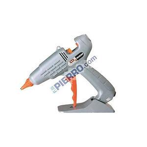 Pistola-termocollante-PROFESSIONALE-VALEX-60-W-12MM-colla-A-caldo-stick