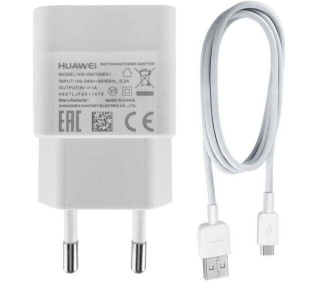 Original Ladegerät  für Huawei P8+ Lite P9 Lite P10 Lite Micro USB Ladekabel