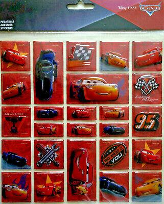 "/"" Disney Auto Cars selbs Set Sticker // Aufkleber Lightning McQueen /"" XXL"