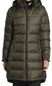 NWT-Women-s-The-North-Face-Metropolis-Parka-III-New-Taupe-Green-Size-M