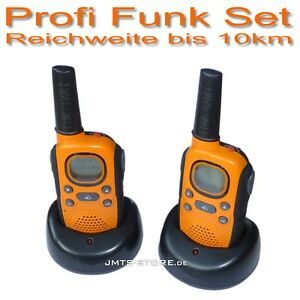 long range profi pmr funkger t handfunkger t walkie talkie. Black Bedroom Furniture Sets. Home Design Ideas