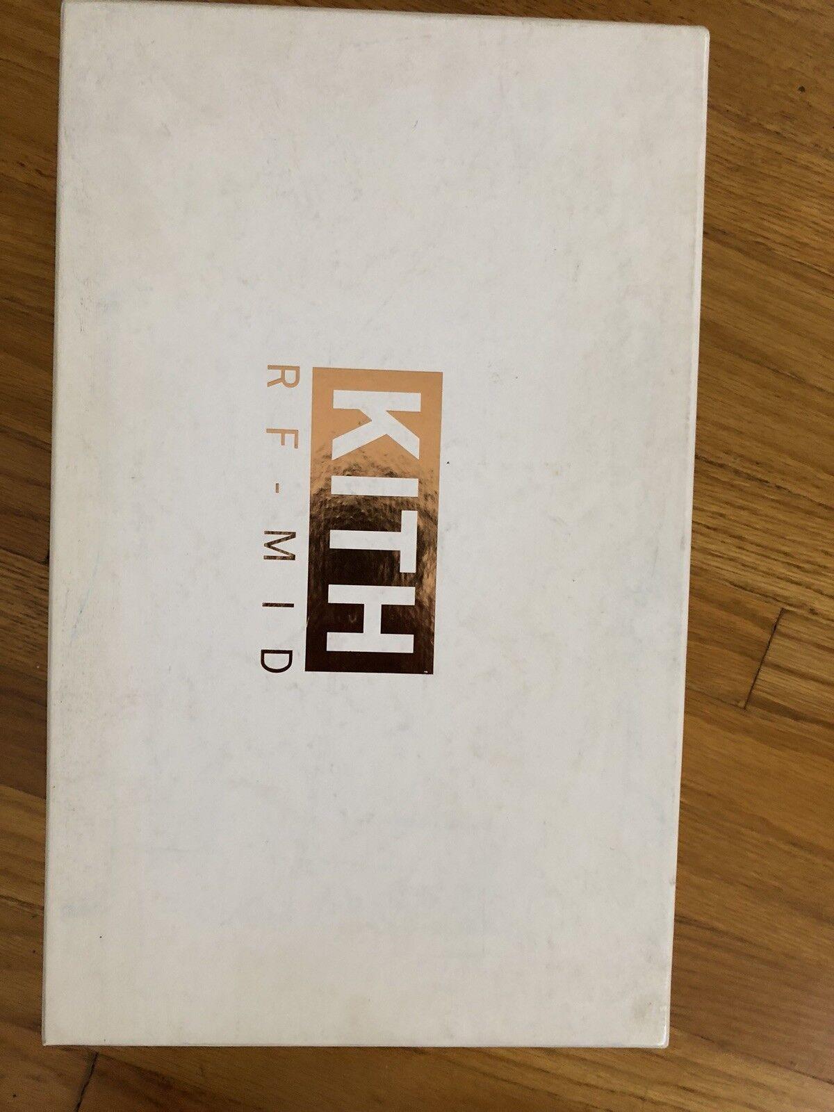 Kith Kith Kith Filling Mid Top Acolchado X Tamaño 12.5 Pieces 28e676