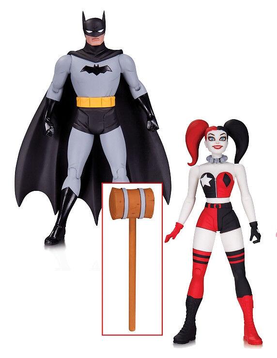 Dc comics darwyn cooke kunst harley quinn 6  batman spielzeug boxed abbildung, justiz