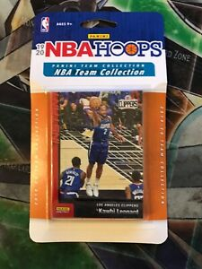 Panini-NBA-Hoops-2019-2020-Team-Collection-LA-Clippers