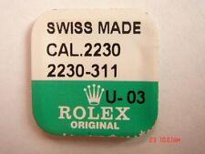 Brand New Genuine Rolex Mainspring Part #311 For Caliber 2230/2235