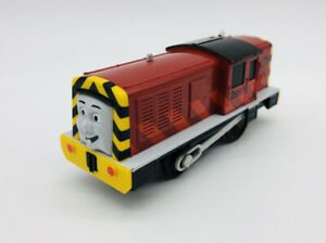 Salty Thomas the Tank Engine Trackmaster 2002 Tomy Motorized Train GUC Working!