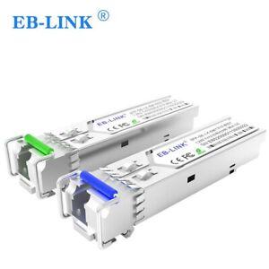 SFP Gigabit WDM single strand BiDi B 2Km Tx:1550//Rx:1310nm Cisco compatible DDM